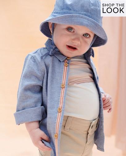 Preppy lente outfit